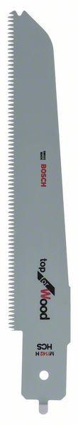 Bosch Lame de scie sabre M 1142 H, Top for Wood, pour PFZ 500 E - 2608650065