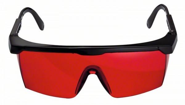 Bosch Occhiali per raggio laser Occhiali per raggio laser (rosso)