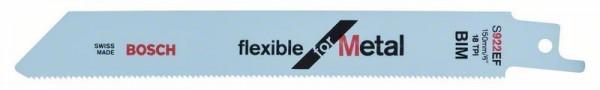 Bosch Reciprozaagblad S 922 EF Flexible for Metal