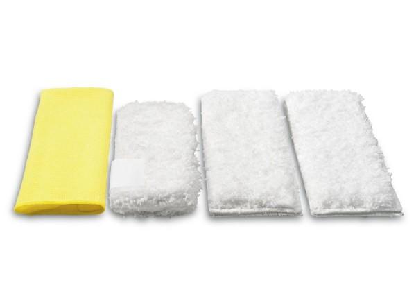Karcher Set panni microfibra per cucina