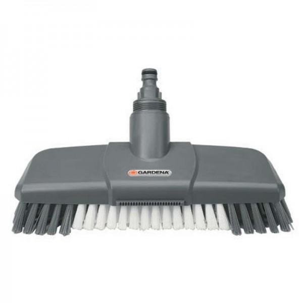 Gardena Cepillo de cerdas duras con rascador Comfort - 05568-20