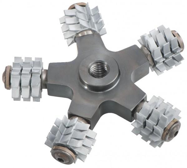 Metabo Freeskop vlaktand compleet - 62821200