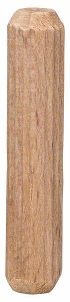 Bosch Holzdübel 6 mm, 30 mm, 50er-Pack