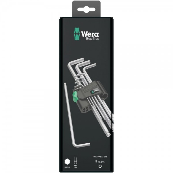 Wera 950 PKL/9 SB, 9 pièces - 05073391001