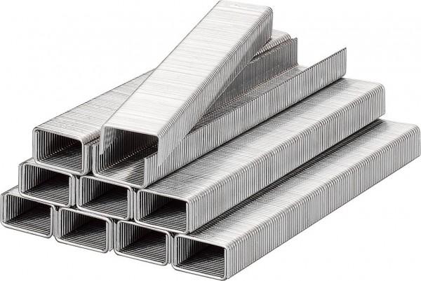 KWB Nieten, 10,7 mm x 14 mm, platte draad, staal - 357114