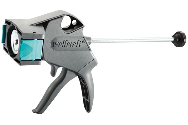 Wolfcraft 1 MG 300 - pistola manuale per silicone - 4355000