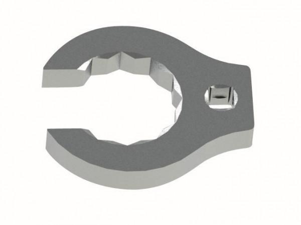 Bahco Testa chiave ad anello aperto, attacco 1/4, 33 mm - 679-14