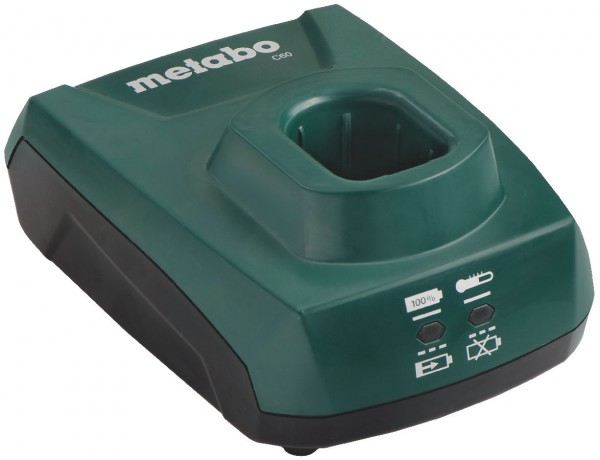 Metabo Ladegerät C 60, 12 V NiCd, EU
