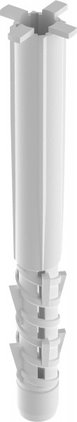 TOX Tassello universale per telaio Tetrafix XL 8x80 mm, 50 pezzi - 21100101