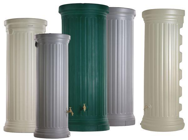 Garantia Säulentank 500 Liter - sandbeige