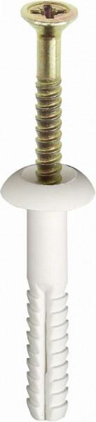 TOX Fissaggio supporto metallico Attack Metal 6x55mm, 50 pezzi - 19102151