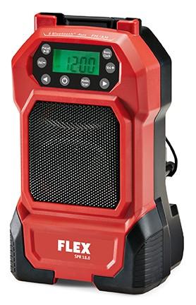 Flex Autoparlante tecnologia Bluetooth integrata con radio 18,0 V - 417963