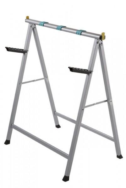 Wolfcraft workstand - Auflagebock Arbeitshöhe 735 mm, Auflagebreite 620 mm, belastbar bis 100 kg 640 x 435 x 735