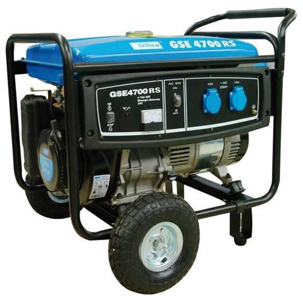 Güde Stromerzeuger GSE 4700 RS (Benzin)