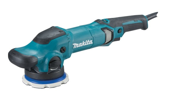Makita Excenter polijstmachine, 900W - PO5000C