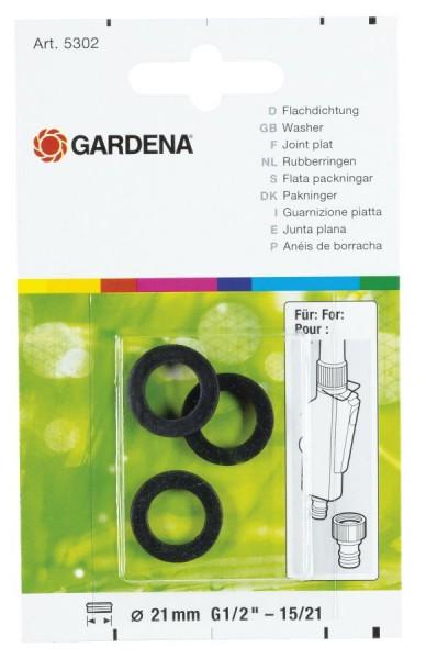 Gardena Dichtung Flachdichtung für Hahnstück