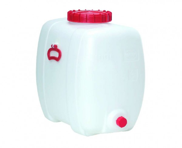 GRAF Kunststoff-Fass oval aus PE 150 L