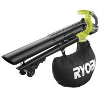 Ryobi Soffiatore / Aspiratore / Trituratore Brushless 18V OBV18, senza batteria e caricabatteria - 5133003661