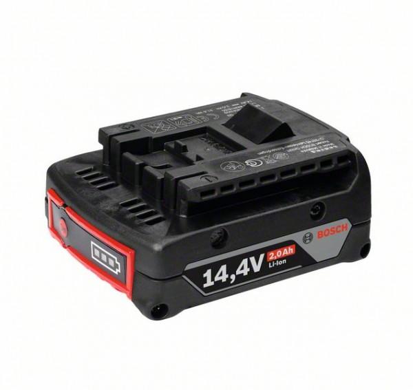 Bosch Professional Akku GBA 14,4 Volt, 2,0 Ah, M-B