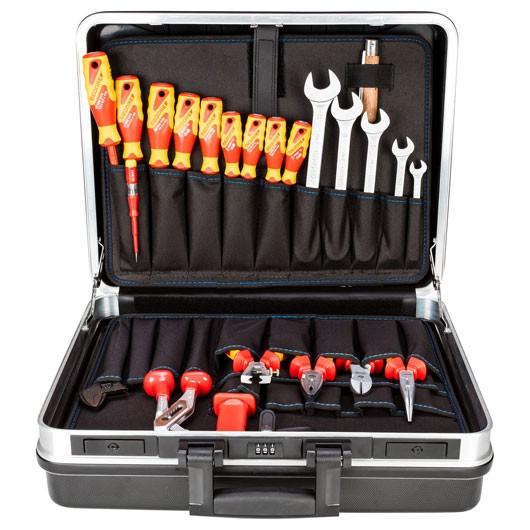 Gedore Composition d'outils VDE en coffret de 74 pièces 1041-003 - 3082156