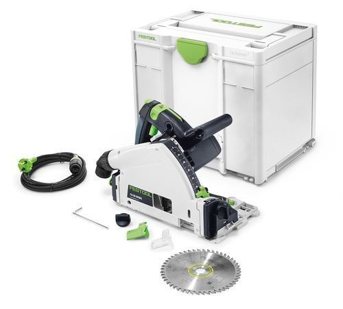 Festool Invalcirkelzaagmachine TS 55 REBQ-Plus - 576000