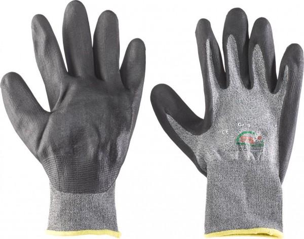 KWB Fijngebreide handschoen, nitriel, L/9 - 930730