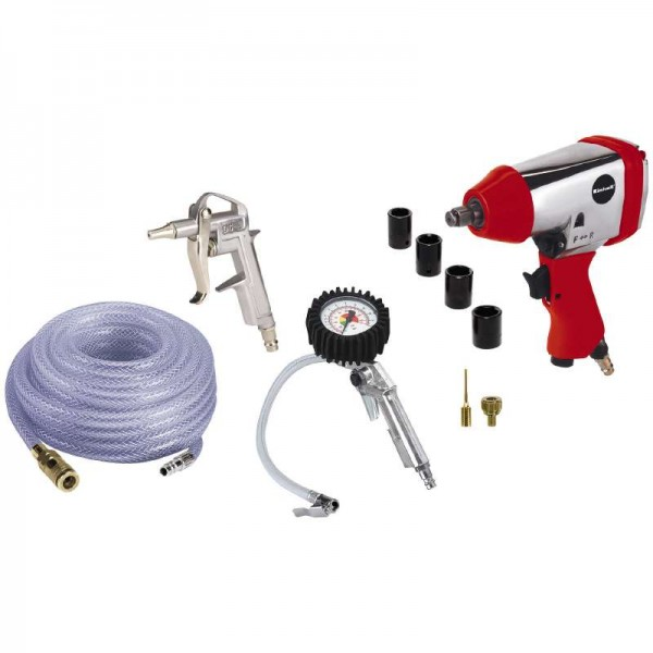 Einhell Kompressoren-Zubehör Druckluftzubehörset 10-teilig - 4020565
