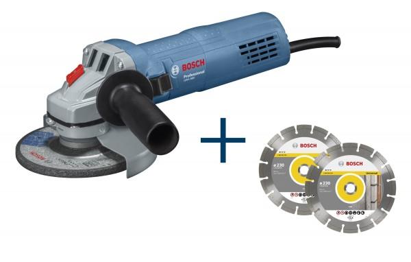 Bosch Smerigliatrice angolare GWS 880 Professional - 060139600B