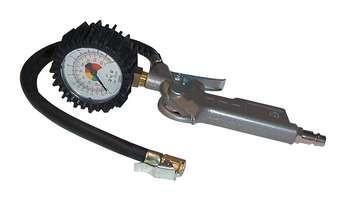 Güde Pistolet de gonflage des pneus à manomètre standard