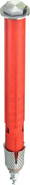 TOX Tassello universale per telaio Apollo KB 10x100mm, 25 pezzi - 49101531
