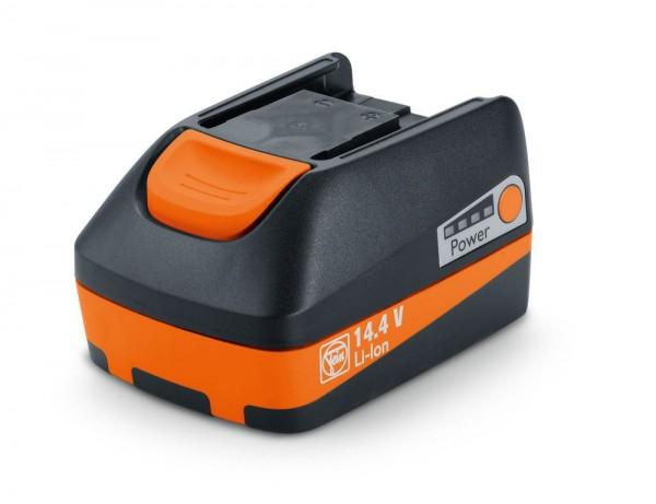 Fein Accupack, Spanning 14,4 V,Capaciteit 2,5 Ah,VE (verpakkings eenheid) 15 St - 92604170030