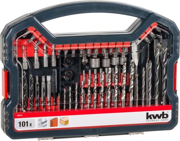 KWB Promobox standaard, 101-delig - 109110