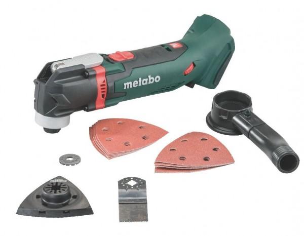 Metabo Akku-Multitool MT 18 LTX, MetaLoc (ohne Akku und Ladegerät) - 613021840