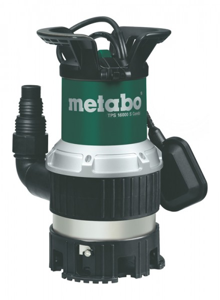 Metabo Pompe immergée TPS 16000 S Combi