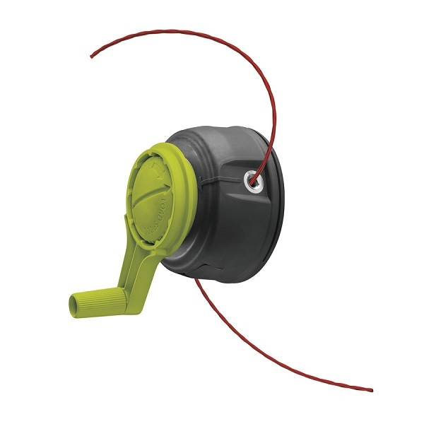 Ryobi Reel-Easy testa a doppio filetto, diametro 2,4mm e bobina ad alta velocità RAC150 - 5132003334
