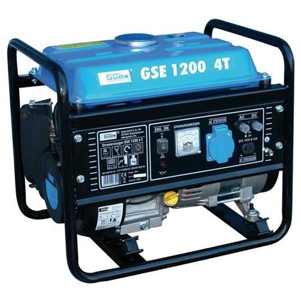 Güde Generatori di elettricità GSE 1200 4T (benzina)
