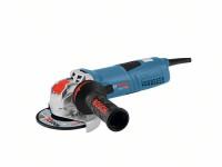 Bosch Professional Amoladora angular GWX 13-125, 1300-W, X-LOCK - 06017B5002