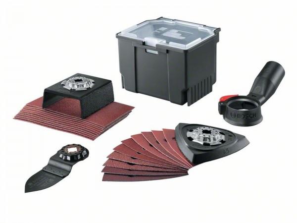 Bosch Kit di accessori per multiutensile, 24 pezzi - 2609256F47