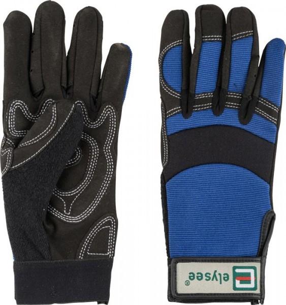KWB Mechaniekhandschoen, hoogwaardig synthetisch leer - 934810