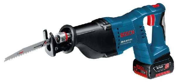 Bosch Akkusäbelsäge GSA 18 V-LI. ohne Akku und Ladegerät - 060164J000