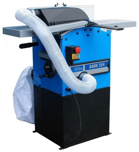 Güde Abricht- und Dickenhobelmaschine GADH 254 mit integrierter Spanabsauganlage - 55058