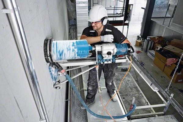 """Bosch Corona diamantata 152x450mm, 1 1/4"""" Standard for Concrete - 2608601743"""
