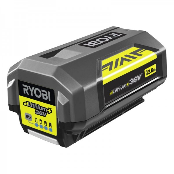 Ryobi Batteria 36V/2,6Ah MaxPower - BPL3626D2