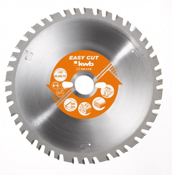KWB EASY CUT Cirkelzaablad HM ø 300 - 593033