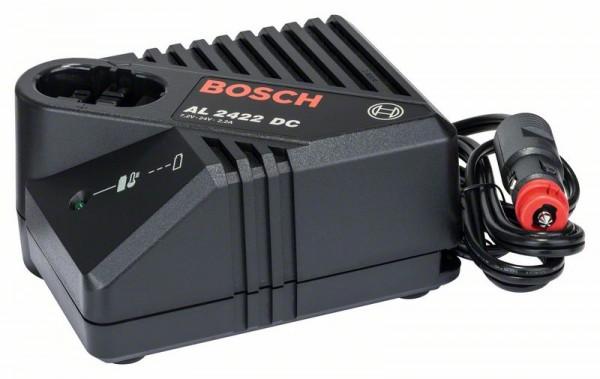 Bosch Autoladegerät AL 2422 DC für Bosch-Akkus, 2,2 A, 12 / 24 V, EU/UK