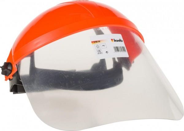 KWB Hoofdbescherming met gelaatsscherm - 379600