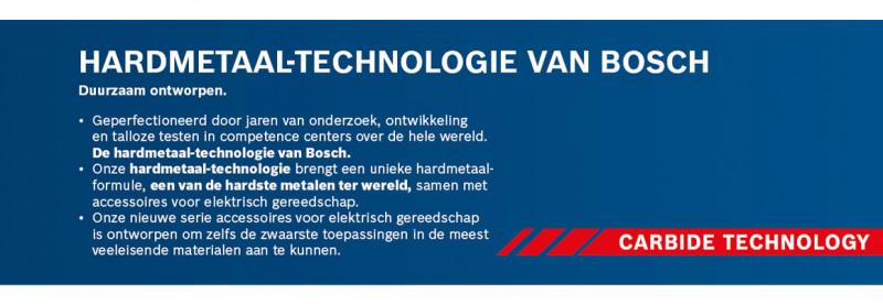 Bosch Carbide Story
