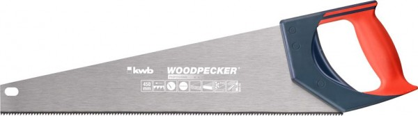 KWB WOODPECKER-handzaag - 304345