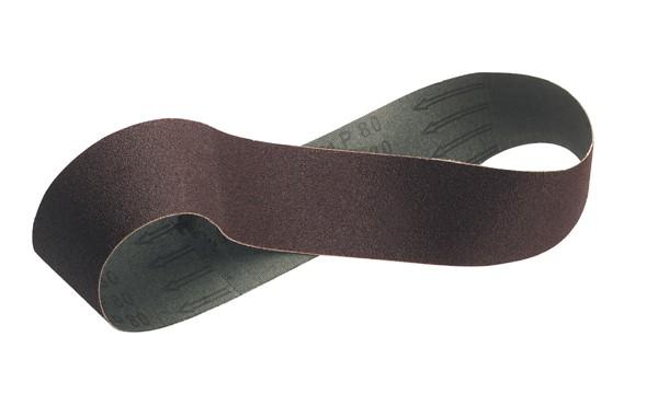 Einhell Lot de 3 bandes abrasives 100x914 mm, G60/80/120
