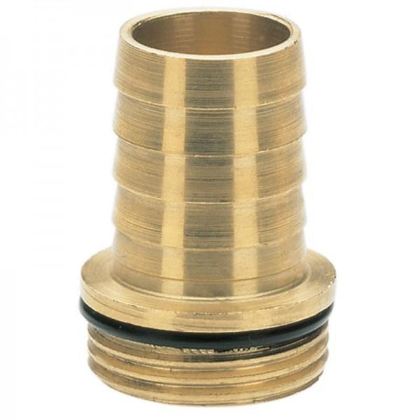 """Gardena Douille en laiton 42 mm (G 1 1/4) - tuyaux de 32 mm (1 1/4"""") - 07252-20"""